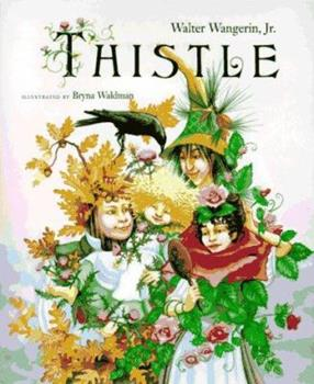 Hardcover Thistle Book