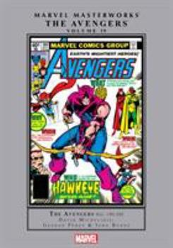 Marvel Masterworks: The Avengers, Vol. 19 - Book #273 of the Marvel Masterworks