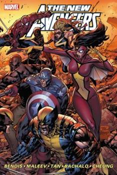The New Avengers Hardcover Collection Vol. 6 - Book #6 of the New Avengers 2005 Hardcover Collection