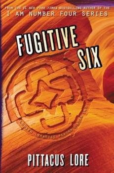 Fugitive Six 1405934255 Book Cover