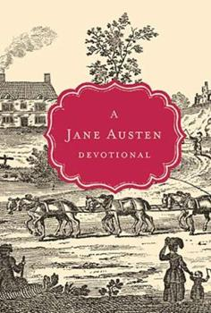 Hardcover A Jane Austen Devotional Book