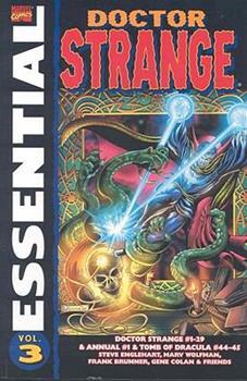 Essential Doctor Strange, Volume 3 - Book  of the Essential Marvel