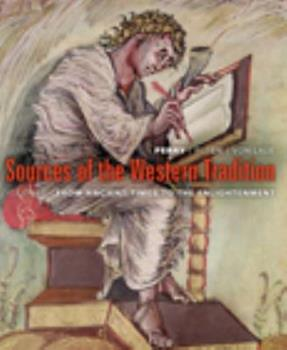 Paperback Sources of the Western Tradition Vol. 1 : From Ancient Times, to the Enlightenment Book