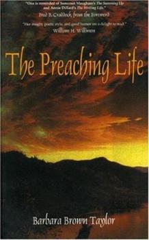 Paperback The Preaching Life Book