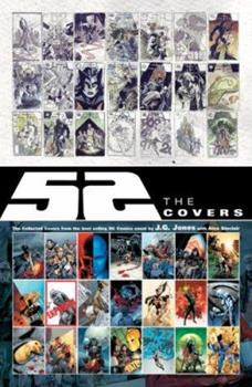 52 Comic Covers - Book  of the 52