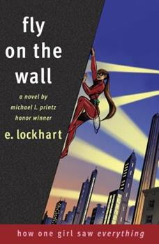 Fly on the Wall: How One Girl Saw Everything 0385732821 Book Cover