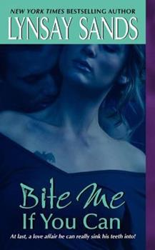 Bite Me If You Can - Book #6 of the Argeneau
