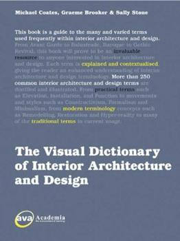 The Visual Dictionary of Interior Architecture and Design (Reference) 2940373809 Book Cover