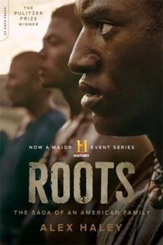 Paperback Roots: The Saga of an American Family Book