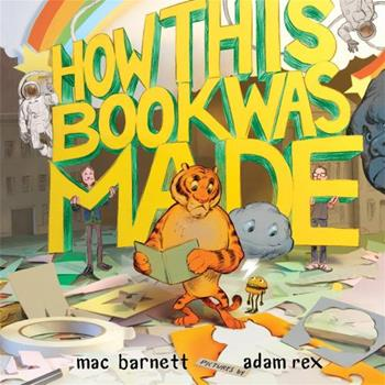 How This Book Was Made 1423152204 Book Cover