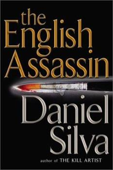 Hardcover The English Assassin Book