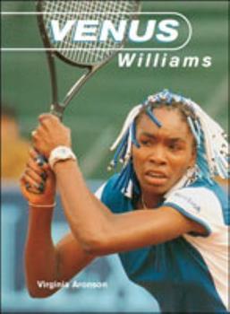 Venus Williams (Gos) 0791051536 Book Cover
