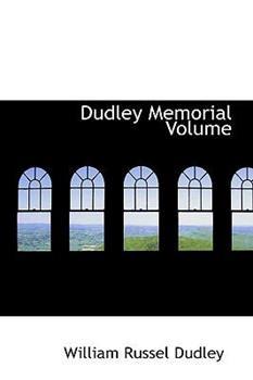 Paperback Dudley Memorial Book
