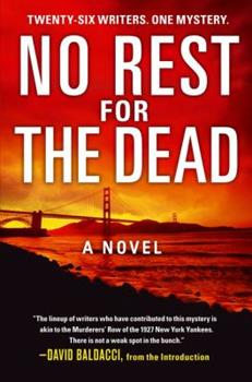 Hardcover No Rest for the Dead Book