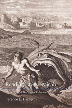 Reading Hosea-Micah: A Literary and Theological Commentary 157312687X Book Cover