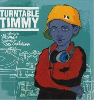 Turntable Timmy 0970177178 Book Cover