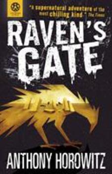 Raven's Gate 0439856299 Book Cover