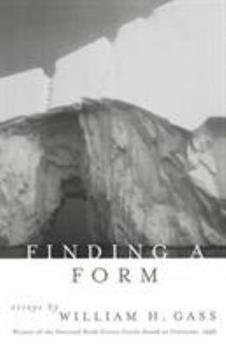 Finding a Form 1564785297 Book Cover