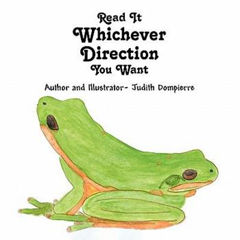 Paperback Read It Whichever Direction You Want Book