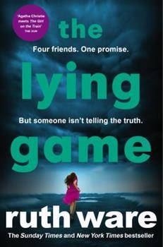 Paperback The Lying Game [Paperback] [Jun 15, 2017] Ware, Ruth Book