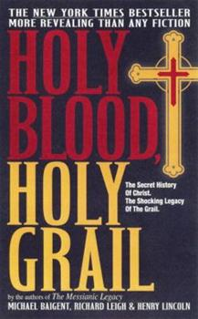 Paperback Holy Blood, Holy Grail Book