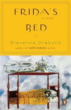 Frida's Bed 0143114158 Book Cover