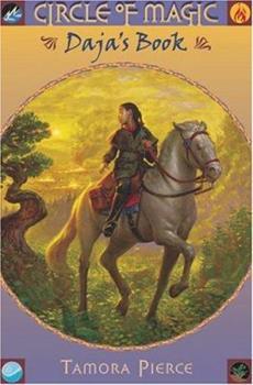 Hardcover Daja's Book (Circle Of Magic) Book