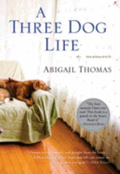 A Three Dog Life 0151012113 Book Cover