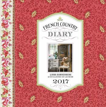 French Country Diary 2017 Calendar 1419720597 Book Cover