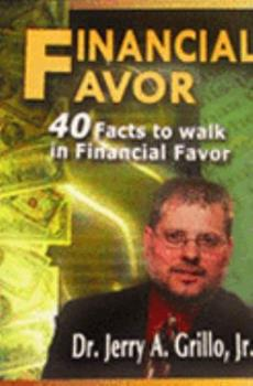 Paperback 40 Facts to walk in Financial Favor Book