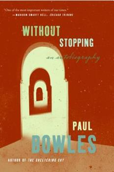 Without Stopping: An Autobiography 0880012676 Book Cover