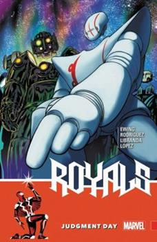 Royals Vol. 2: Judgment Day - Book #35 of the Inhumans in Chronological Order
