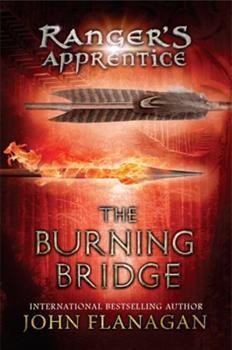 The Burning Bridge 0545044278 Book Cover