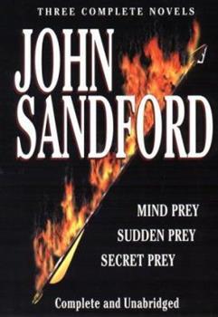 Mind Prey / Sudden Prey / Secret Prey - Book  of the Lucas Davenport
