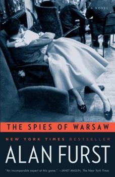 The Spies of Warsaw 0812977378 Book Cover
