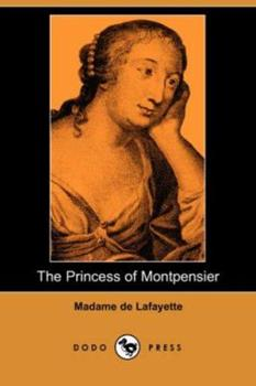 La Princesse de Montpensier 140652560X Book Cover