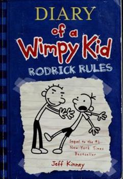 Paperback Rodrick Rules Book