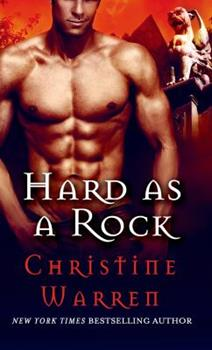 Hard as a Rock: A Beauty and Beast Novel 1250012678 Book Cover