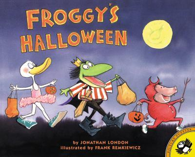Froggy's Halloween - Book  of the Froggy