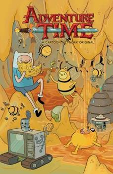 Adventure Time Vol. 14 - Book  of the Adventure Time Single Issues #Annual