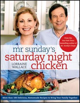 Mr. Sunday's Saturday Night Chicken 1118175301 Book Cover