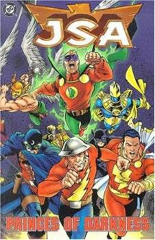 JSA, Vol. 7: Princes of Darkness - Book  of the Complete Justice Society