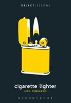 Cigarette Lighter - Book  of the Object Lessons