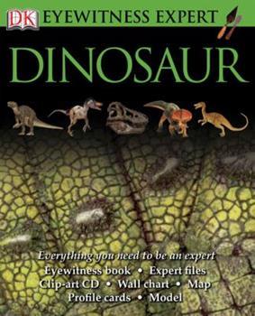 Dinosaur (Eyewitness Expert) 0756631351 Book Cover