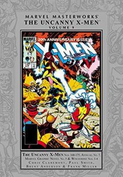 Marvel Masterworks: The Uncanny X-Men, Vol. 9 - Book #214 of the Marvel Masterworks