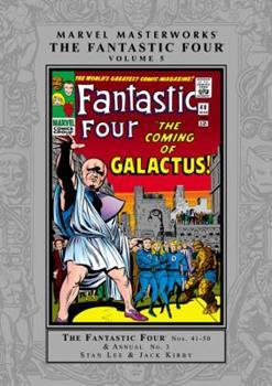 Marvel Masterworks: Fantastic Four Vol. 5 - Book #25 of the Marvel Masterworks