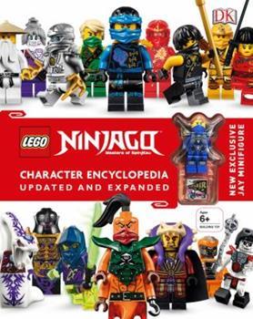 LEGO NINJAGO Character Encyclopedia, Updated Edition 075669812X Book Cover