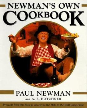 Newman's Own Cookbook 0809251566 Book Cover