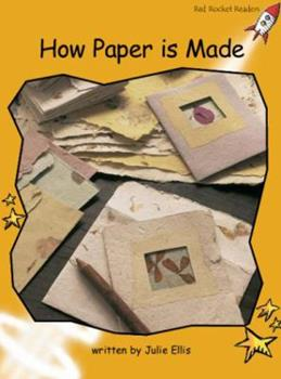 How Paper Is Made 1877435686 Book Cover
