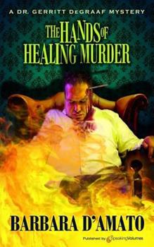 The Hands of Healing Murder 1628152451 Book Cover